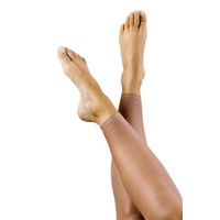 Fiesta Gloss Footless Tights Adult