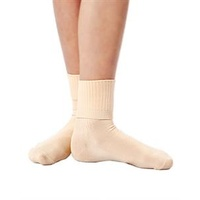 Studio 7 Flesh Ballet Socks
