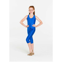 Studio 7 3/4 Shiny Lycra Leggings Child