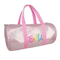 Pinky Poppy Vivid Ballet Carry Bag- Pale Pink