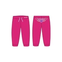 Mad Ally Dancer Three Quarter Pants Pink