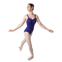 Studio 7 Premium Wide Strap Leotard Adult