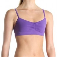 Bloch Freestyle Gather Front Womens Crop Top Adult