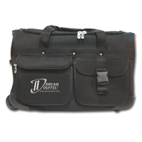 Dream Duffel Medium Black Bag Only