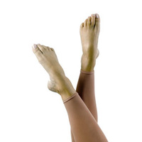 Fiesta Micro-Basic Footless Tights Adult