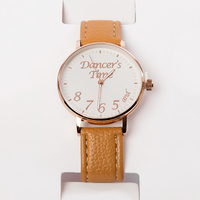 Dancer's Watch Tan