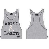 Mad Ally Watch & Learn Singlet