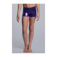 Sylvia P Purple Mystique Short