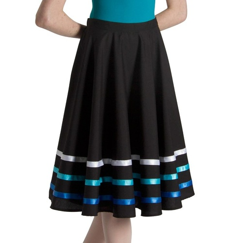 Bloch Blue Ribbon Character Skirt Girls [Size: Small]