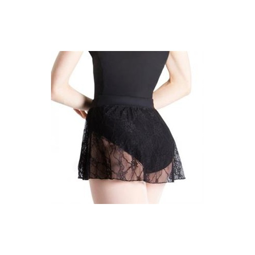 Bloch Enam Women's Lace Skirt [Size: Extra Small]