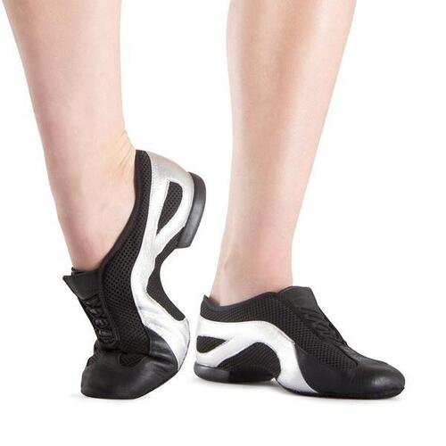 Bloch Slip Stream Jazz Shoe Black Adult [Size:Adult 4][Colour: Black]