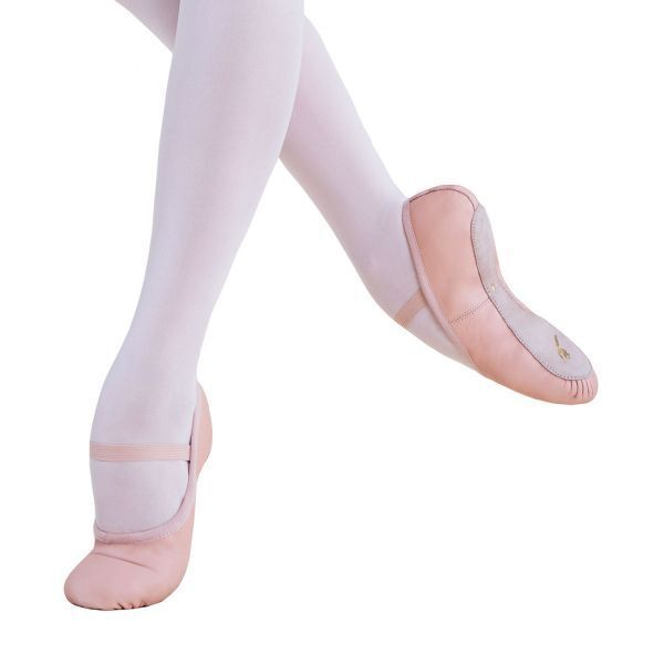 Energetiks Annabelle Ballet Shoe Full Sole Child