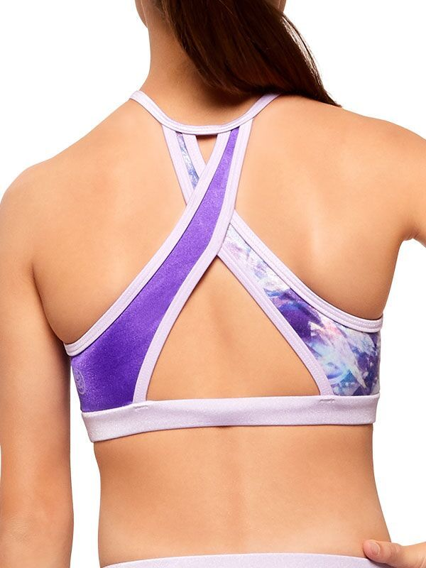 Strut Stuff Trapeze Crop Top