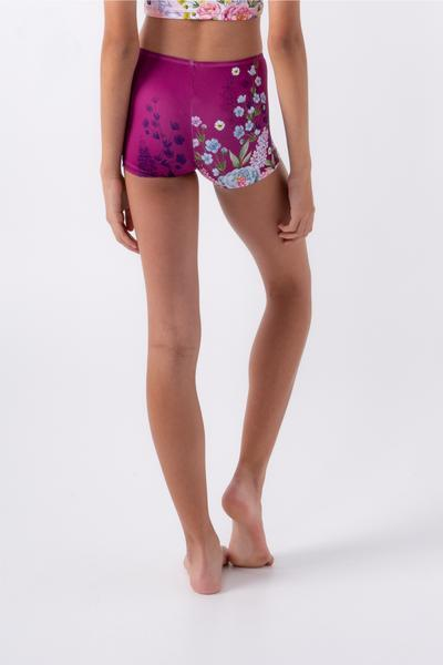 Sylvia P Boho Bloom Short