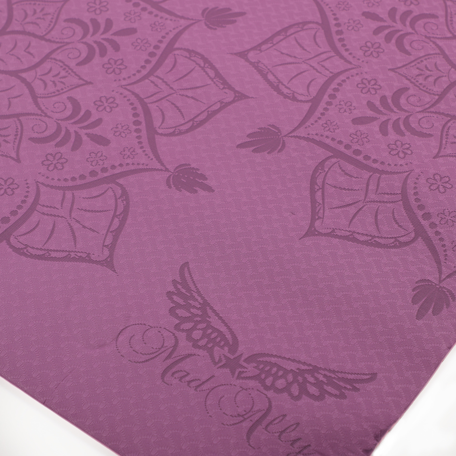 Mad Ally Yoga Mat Colour; Purple