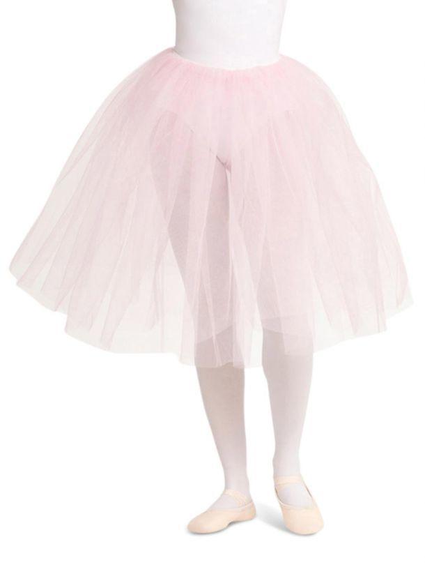 31175c937814 Capezio Romantic Tutu Skirt Adult [Colour: Black]