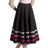 Bloch Pink Ribbon Character Skirt Womens