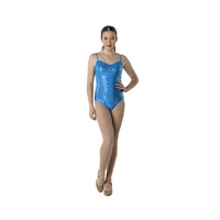 Studio 7 Adult's Sequin Camisole Leotard