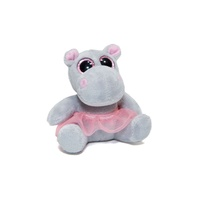 Ballerina Buddies Holly Hippo Keyring