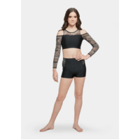 Studio 7 Aztec Crop Top Child