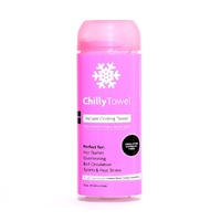 Chilly Towel- Pink