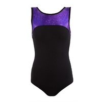Energetiks Boat Neck Leotard Child