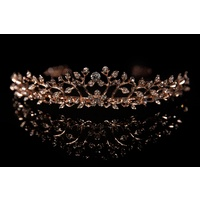 Mad Ally Large Alyssa Tiara Rose Gold