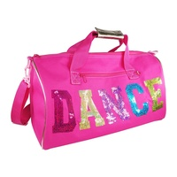 Pink Poppy Dance Bag