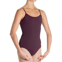 Bloch Mirella Moria V Knot Back Leotard Womens
