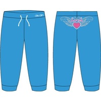 Mad Ally Dancer Three Quarter Pants Blue