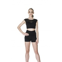 Studio 7 Adult's Activate Crop Top