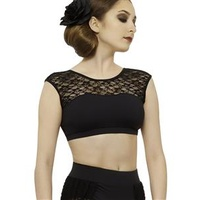 Strut Stuff Rosa Crop Top