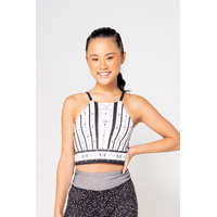 Sylvia P Mystic Cropped Singlet