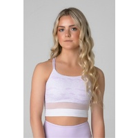 Sylvia P Oasis Cropped Singlet