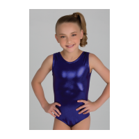 Sylvia P Purple Mystique Leotard
