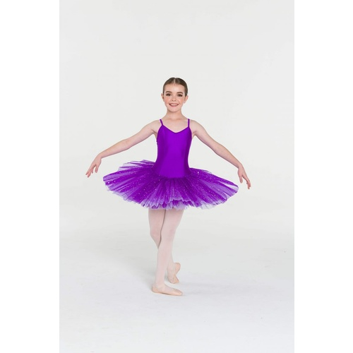 Studio 7 Princess Line Sparkle Tutu Child [Colour: Hot Pink] [Size: X- Small]