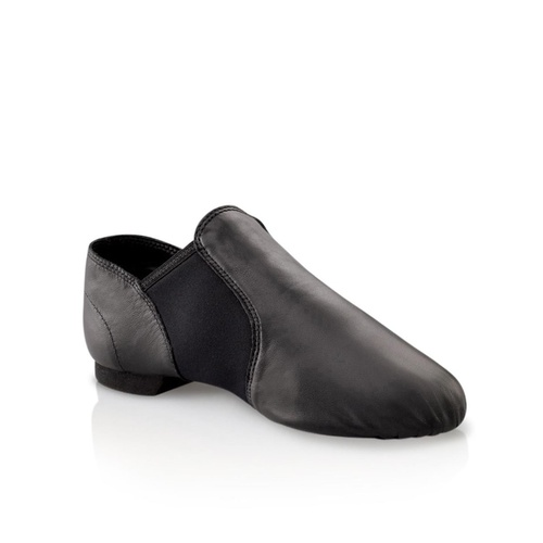 Capezio E- Series Jazz Slip On Adult [Colour: Black] [Size: Adult 10]