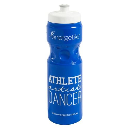 Energetiks Athlete Drink Bottle Cobalt