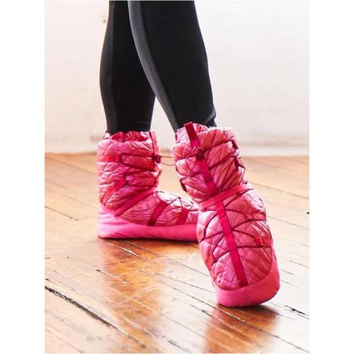 Capezio Technique Bootie [Colour: Pink] [Size: Large]