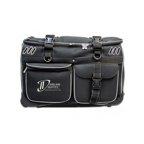 Dream Duffel Silver Trim Package